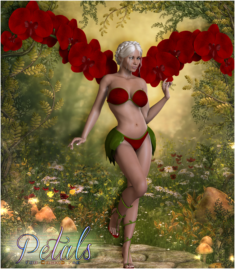Petals for Orchid Fae