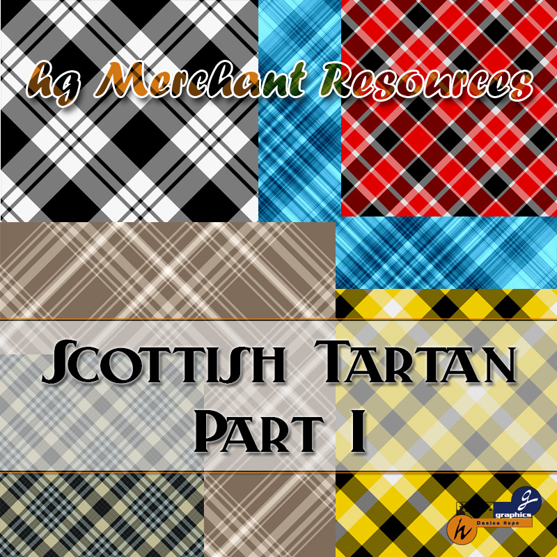 hg - Scottish Tartan Part I