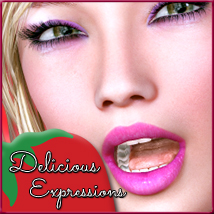 i13 Delicious Expressions for V4 Software Poses/Expressions Themed ironman13