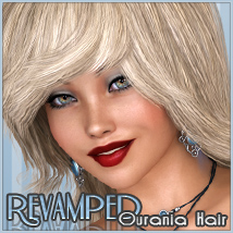Revamped Ourania Hair Freja