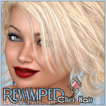 Revamped Clio 3D Figure Essentials Freja