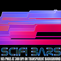 SciFi Bars by designfera