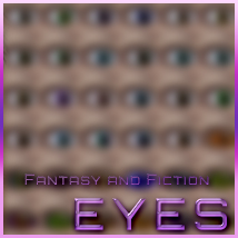 i13-hlm Fantasy and Fiction Eyes image 1