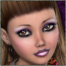 Dollz Bella Themed Characters 3DSublimeProductions