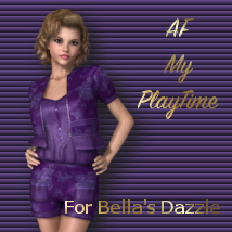 AF My PlayTime Clothing Angelsfury2004