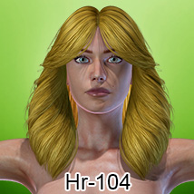 Hr-104 3D Figure Essentials ali