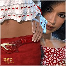 Notorious Flirt TwinSisters Clothing Footwear Software renapd
