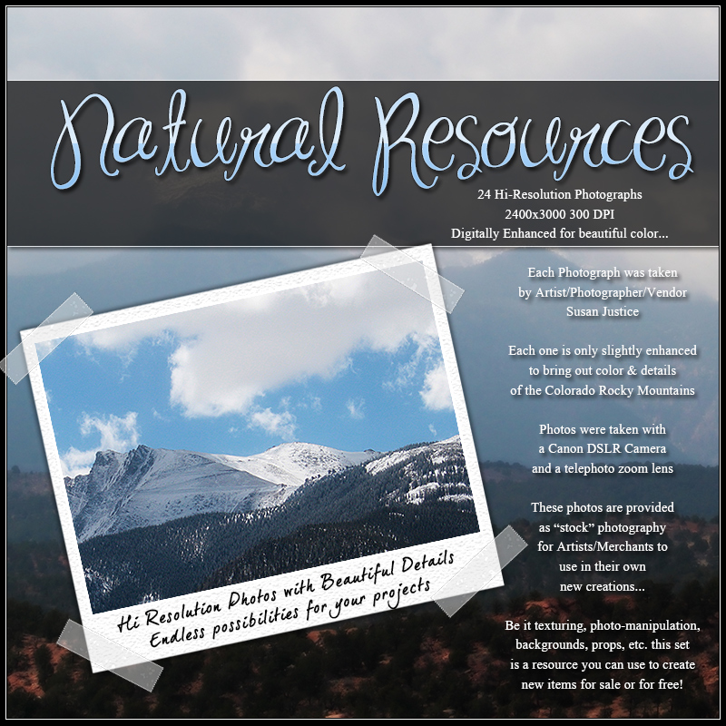 Natural Resources: Colorado Rockies 01