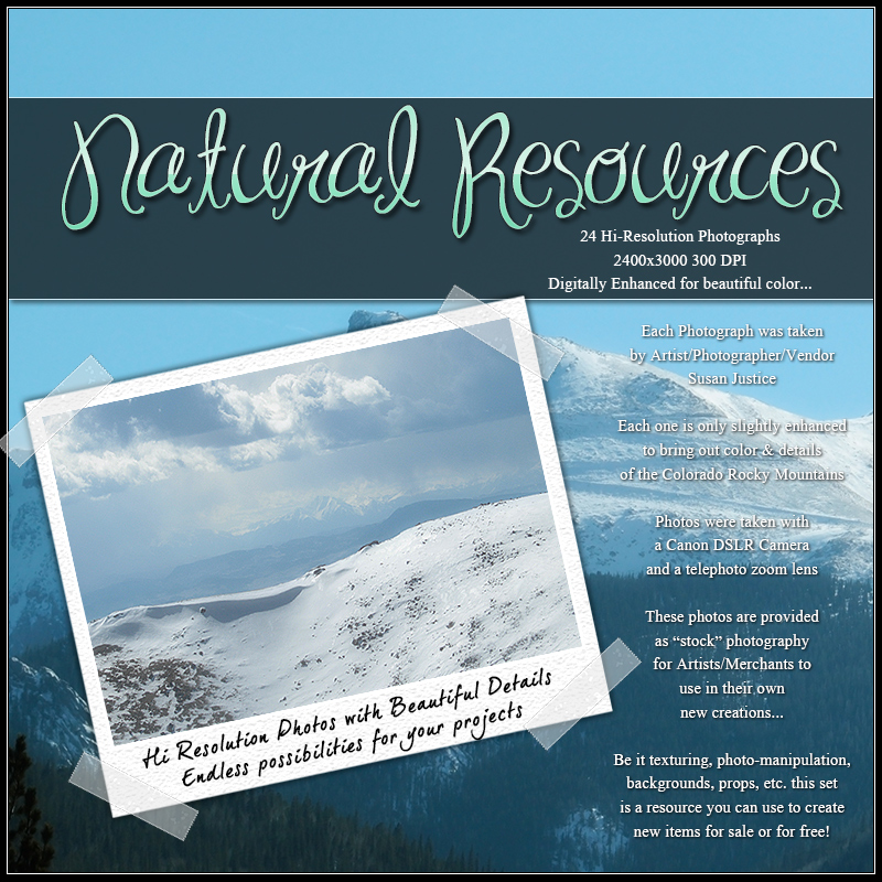 Natural Resources: Colorado Rockies 02