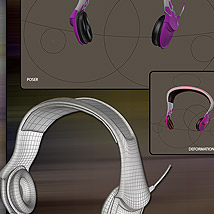 Wireless Headphones & Poses V4/M4/H4/A4 image 6