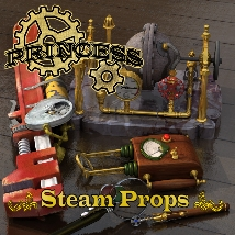 Steam Props Themed Props/Scenes/Architecture nomuse