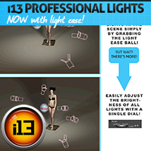 i13 PROFESSIONAL LIGHTS with LIGHT EASE image 1