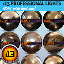 i13 PROFESSIONAL LIGHTS with LIGHT EASE image 2