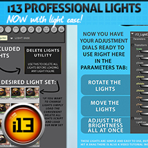 i13 PROFESSIONAL LIGHTS with LIGHT EASE image 4