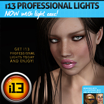 i13 PROFESSIONAL LIGHTS with LIGHT EASE image 5