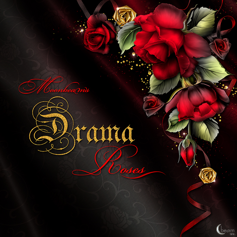Moonbeam's Drama Roses