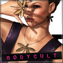 FASHIONWAVE Bodycult Volume 4 - Animal Instinct 3D Figure Assets 3D Models outoftouch