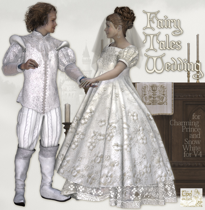 Fairy Tales Wedding