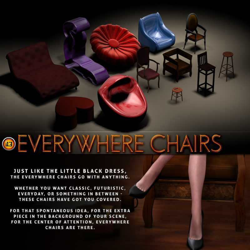 i13 Everywhere Chairs