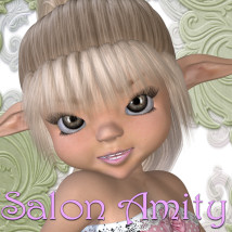 Salon Amity Hair Themed JudibugDesigns