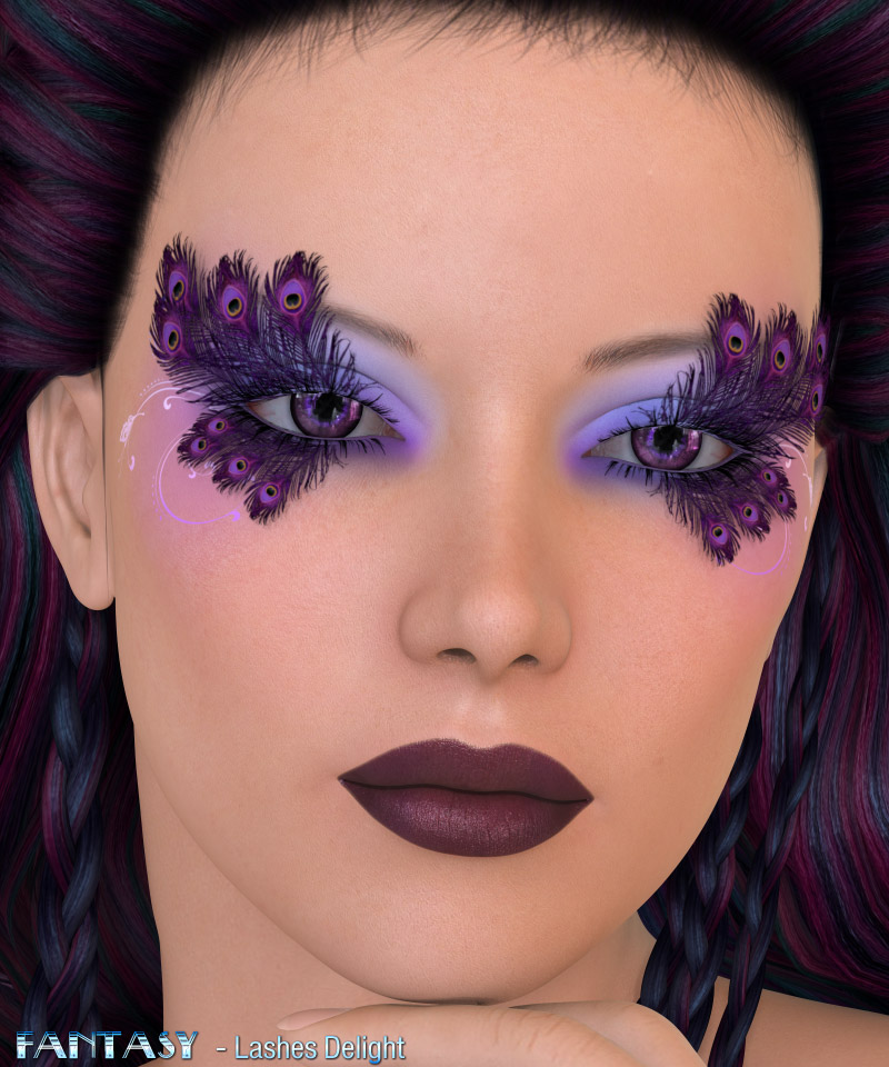 Fantasy - Lashes Delight