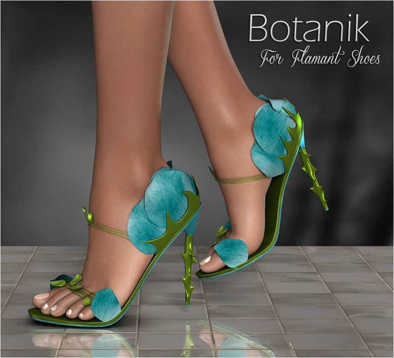 Botanik for Flamant Shoes