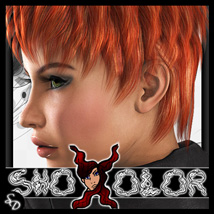 ShoXoloR for Jean Hair Hair ShoxDesign