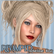 Revamped Adeline 3D Figure Essentials Freja