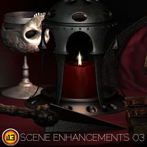 i13 Scene Enhancements 03 Themed Props/Scenes/Architecture Software ironman13