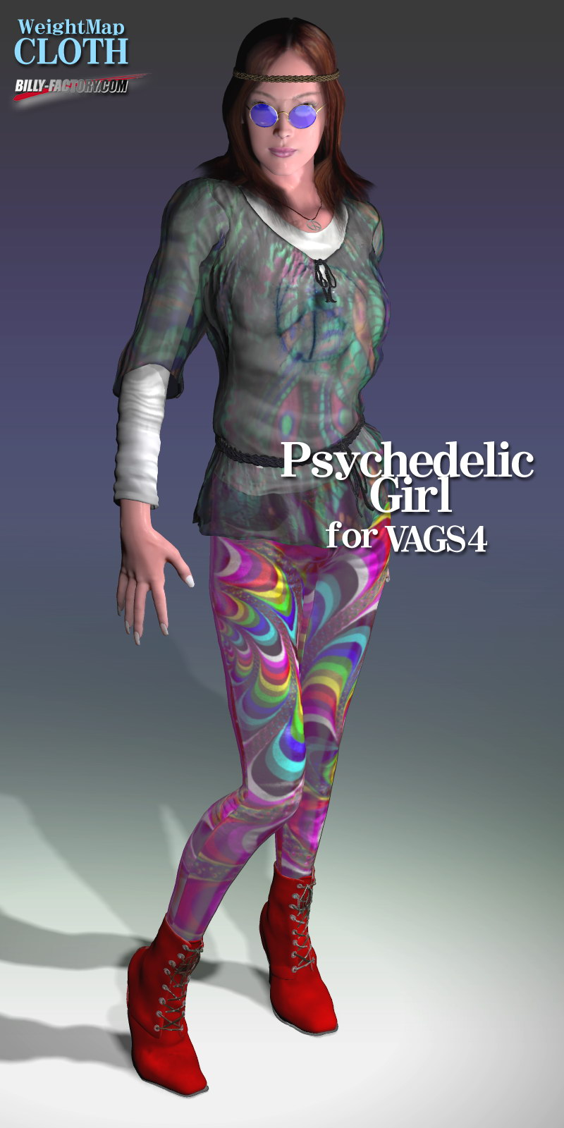 Psychedelic Girl VAGS4
