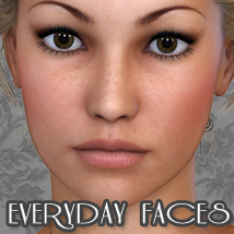 Everyday Faces Vol 5 image 1