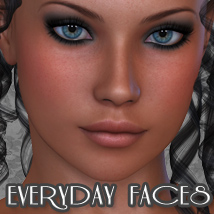 Everyday Faces Vol 5 image 2