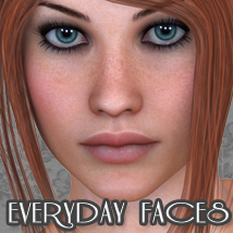 Everyday Faces Vol 5 image 3