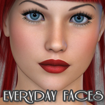 Everyday Faces Vol 5 image 4