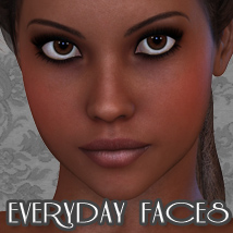 Everyday Faces Vol 5 image 5