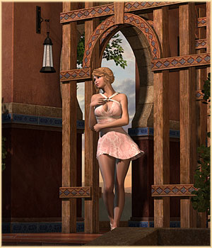 DM's Patio del Tiempo Poses/Expressions Props/Scenes/Architecture Software Themed Danie