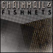 MR: Chainmail & Fishnets 2D Graphics Merchant Resources Sveva