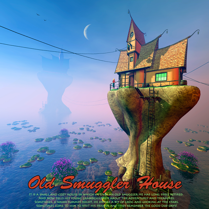 Old Smuggler House by 1971s