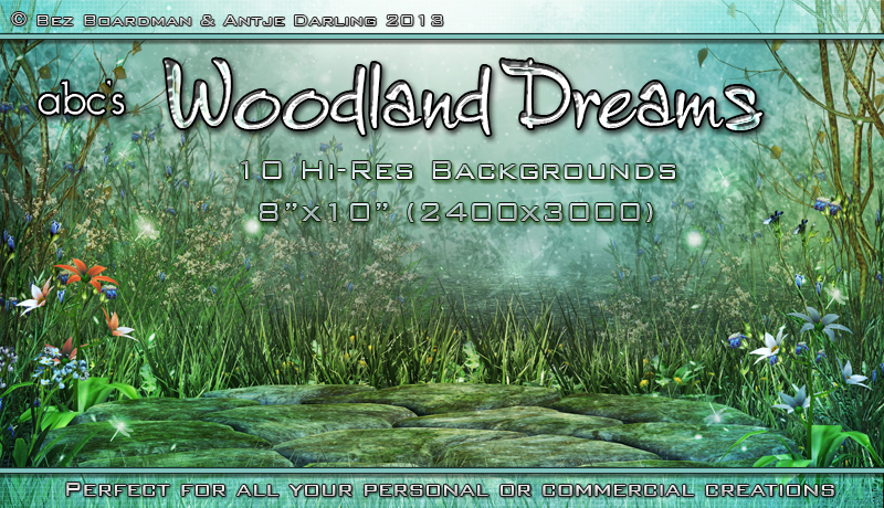 ABC's Woodland Dreams
