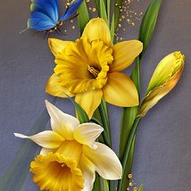 Moonbeam's Dances with the Daffodils image 5
