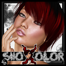 ShoXoloR for Taylor Hair Hair ShoxDesign