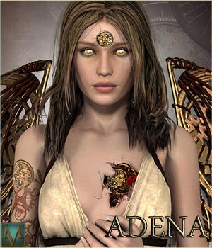 MRL Adena Themed Characters Software Mihrelle