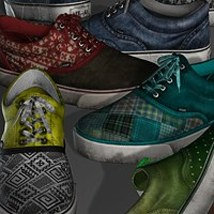 Canvas Shoes for M4 image 2