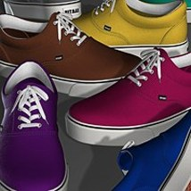 Canvas Shoes for M4 image 3