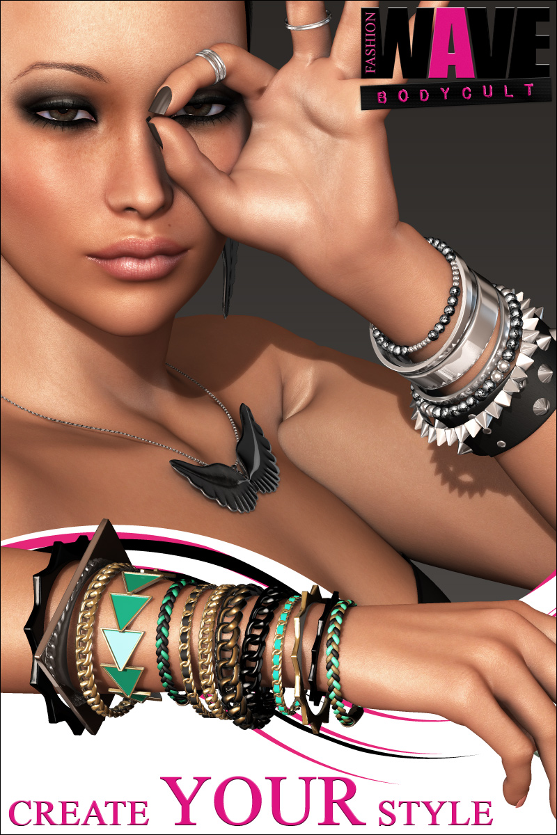 FASHIONWAVE Bodycult Volume 5 - Armcandy