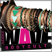 FASHIONWAVE Bodycult Volume 5 - Armcandy 3D Figure Assets 3D Models outoftouch