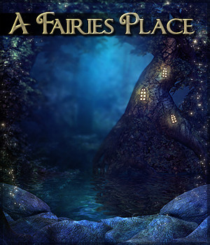 A Fairies Place 2D Graphics Sveva