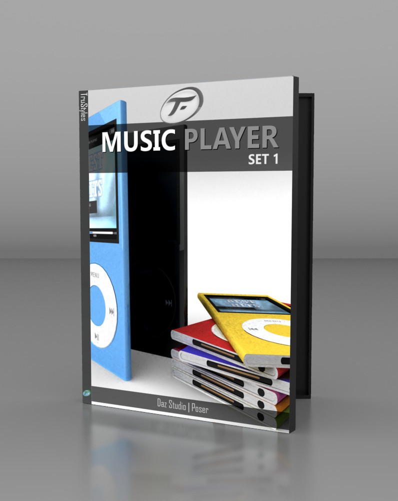 Music Player Set 1