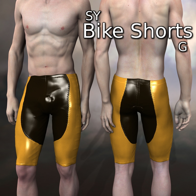 SY Bike Shorts G