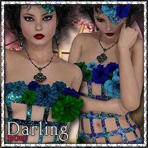 Darling Rose Themed Clothing sandra_bonello